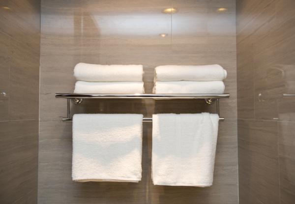 khăn tắm khách sạn